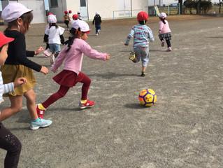 2018年度 ボランティアサッカー教室 10.31