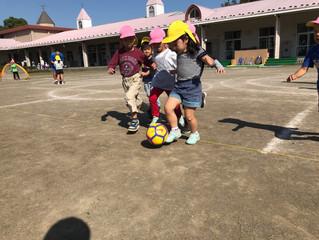 2018年度 ボランティアサッカー教室 10.25