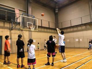 バスケットボールスクール 6.21