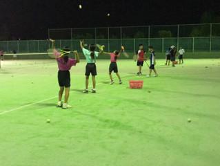 FC KAZO ソフトテニススクール 8.26