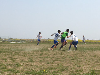 TOPチーム TM VS FC南本庄