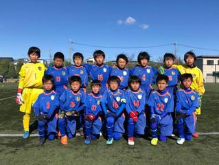 【U-11クラブ】第13回埼玉県第4種新人戦