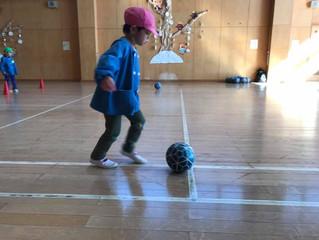 2016年度 ボランティアサッカー教室 1.18