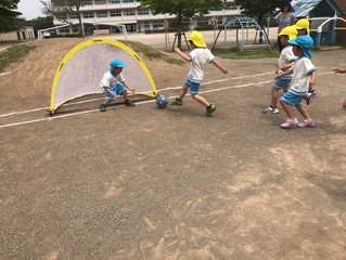 2017年度 ボランティアサッカー教室 5.31