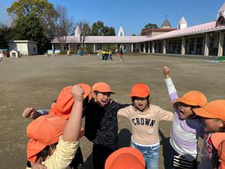EHPサッカー教室inわらべ保育園
