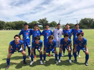 TOPチーム 2018年度 県民総合体育大会 3回戦