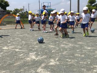 2018年度 ボランティアサッカー教室 5.18