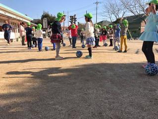 2016年度 ボランティアサッカー教室 12.9