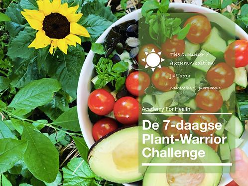 7-Daagse Plant-Warrior Challenge summer/autumn edition
