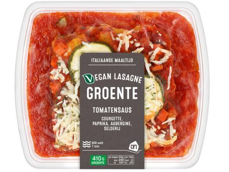 Review: Nieuwe plantaardige producten Albert Heijn