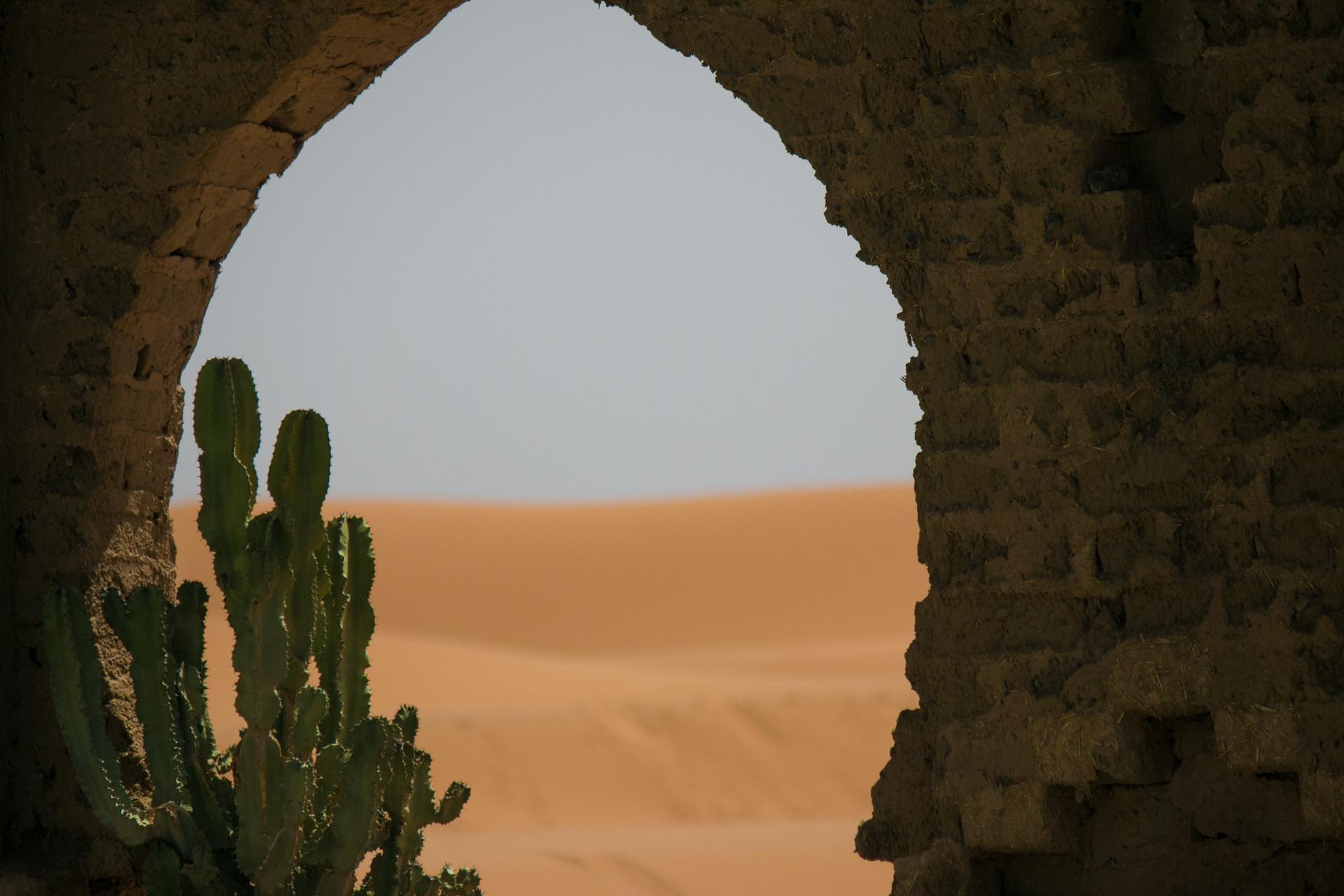 dune window II