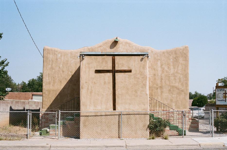 Cross, Santa Fe