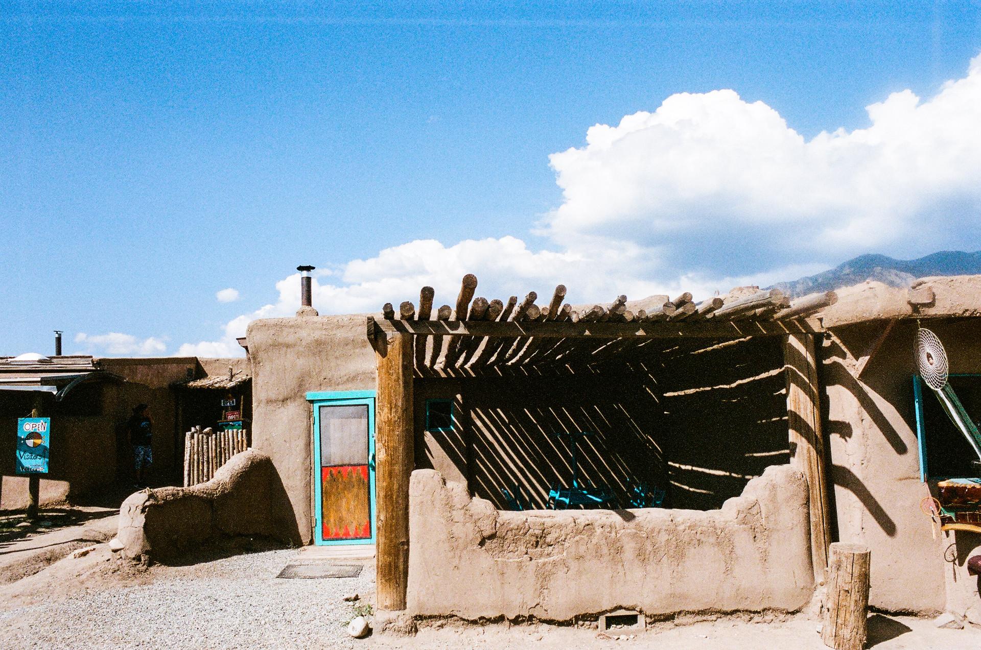 Pueblo Shade