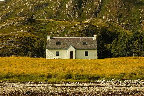 House on Loch Morar