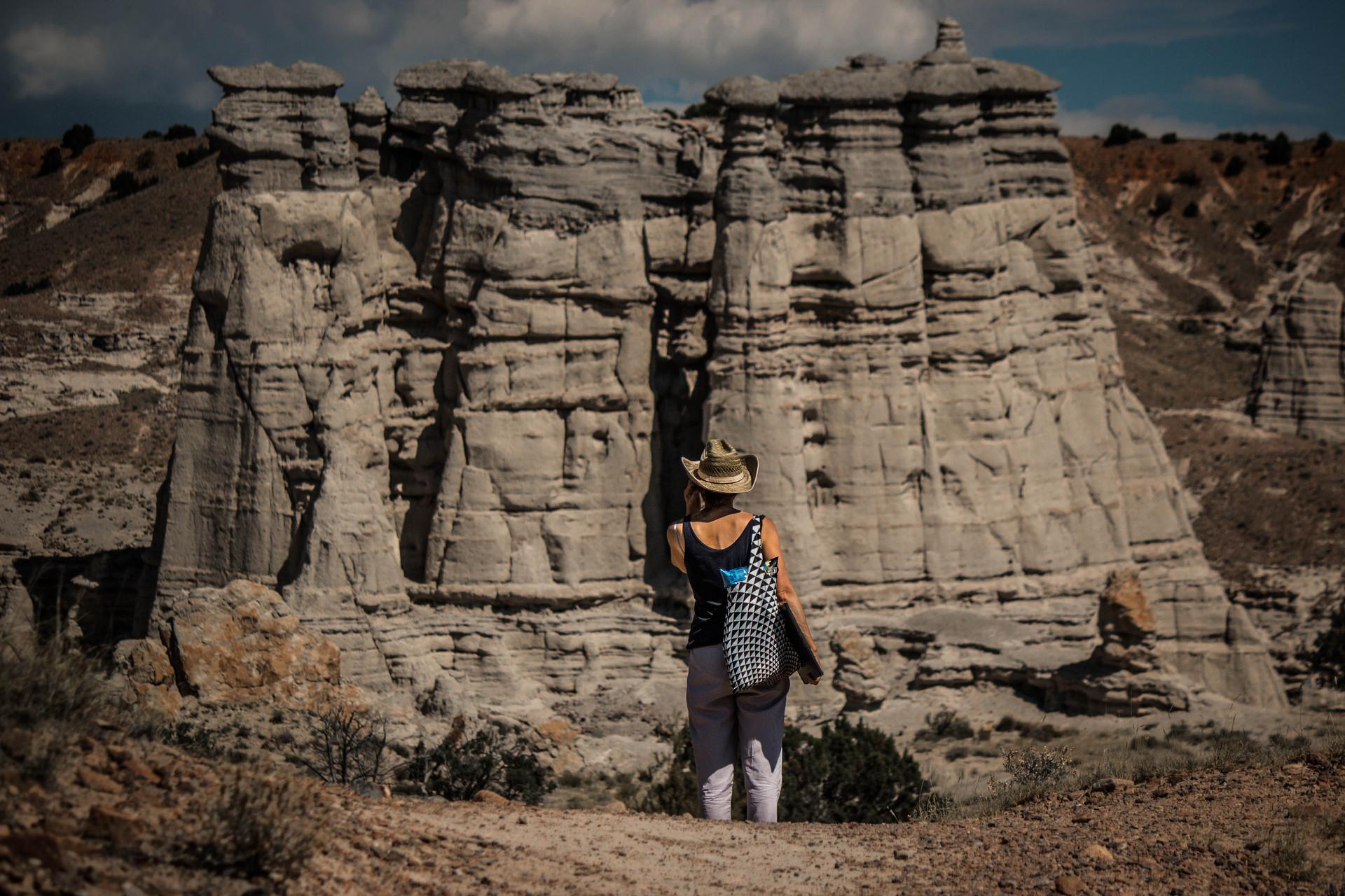 Canyon Lady