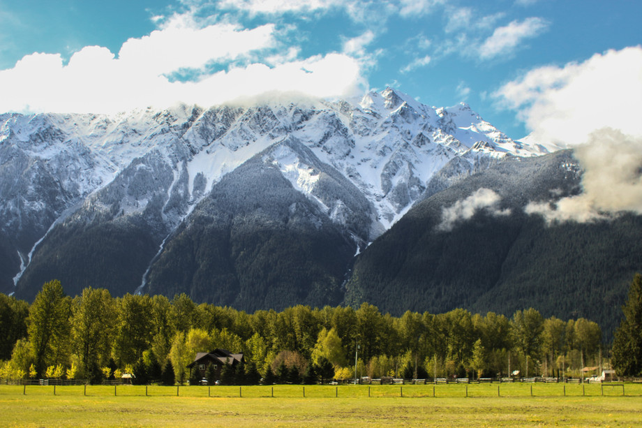 Mt Currie
