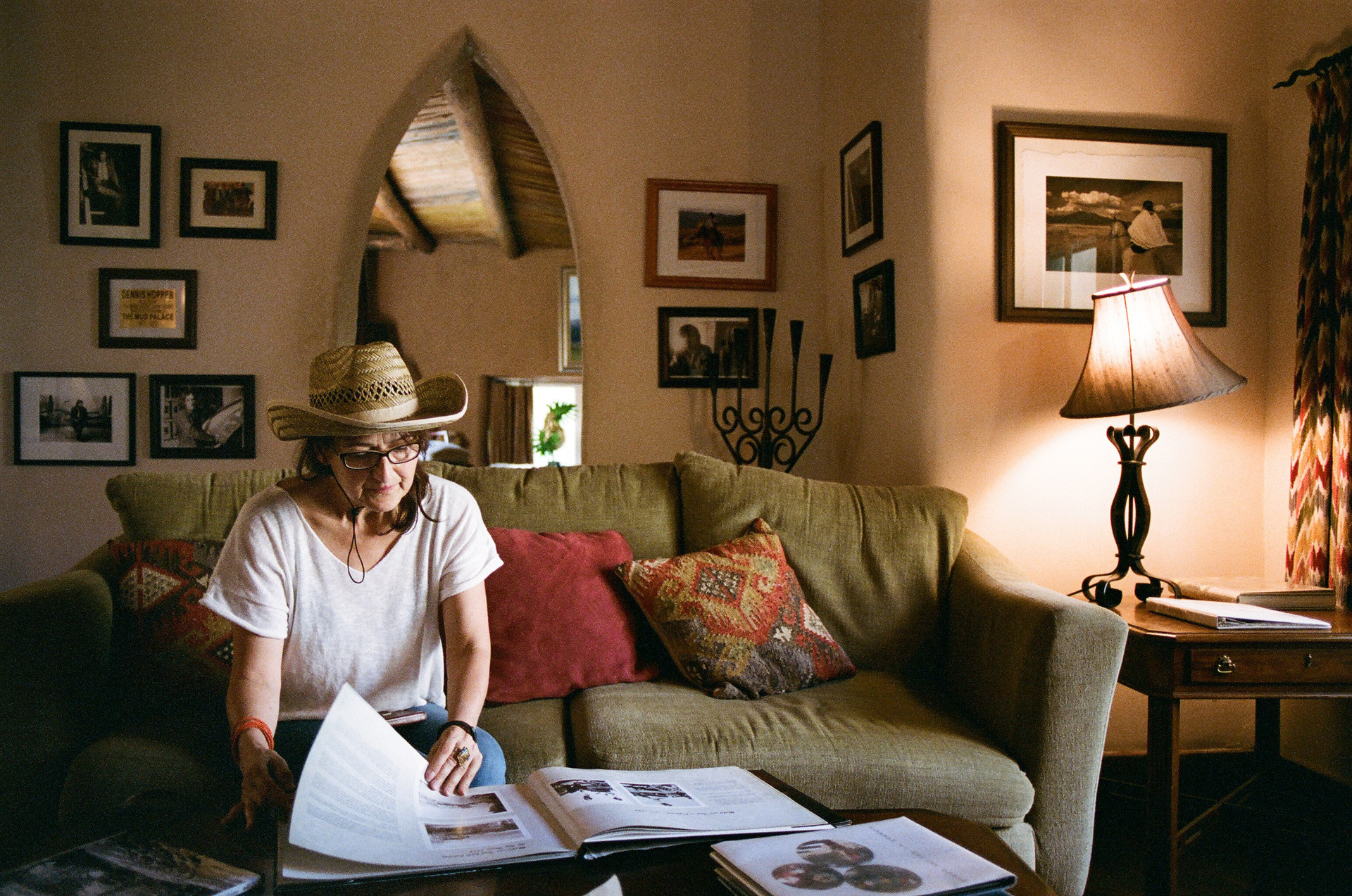 At Home With Mabel Dodge