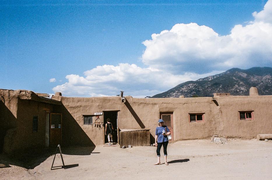 Pueblo Tourist