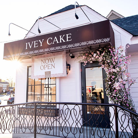 Ivey Cake Welcome
