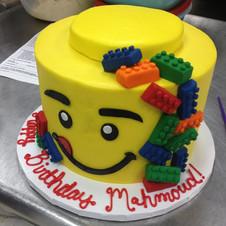 Fondant CakeFondant Cake
