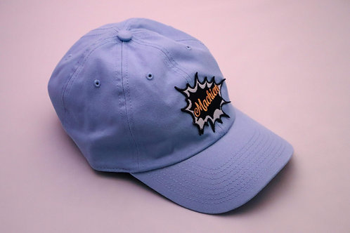 Cap 'Machien' - blue