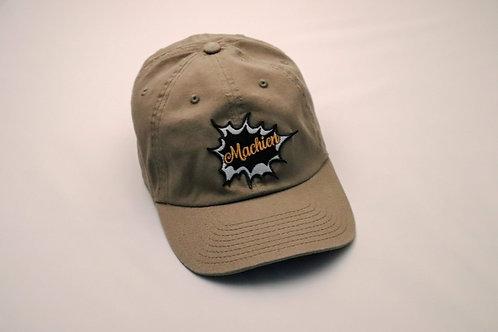 Cap 'Machien' - khaki