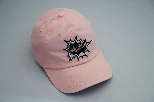 Cap 'Machien' - pink