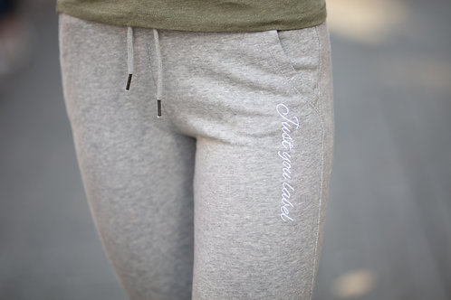 Sweatpants - light grey