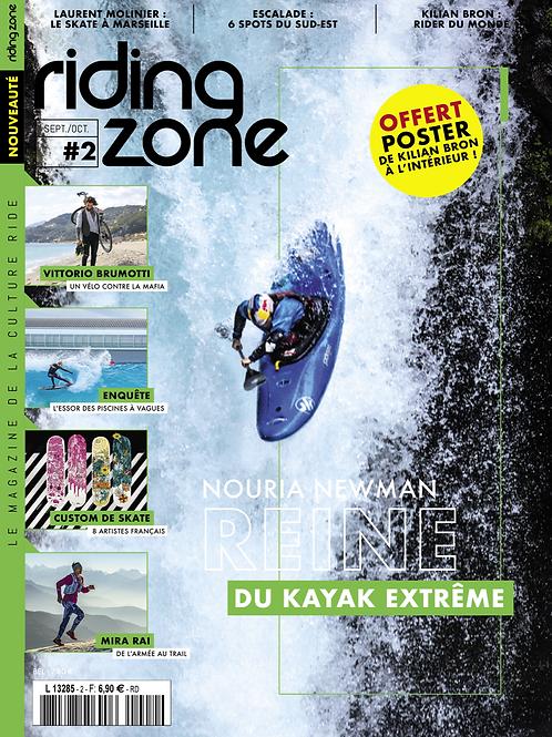 Riding Zone Magazine N° 2