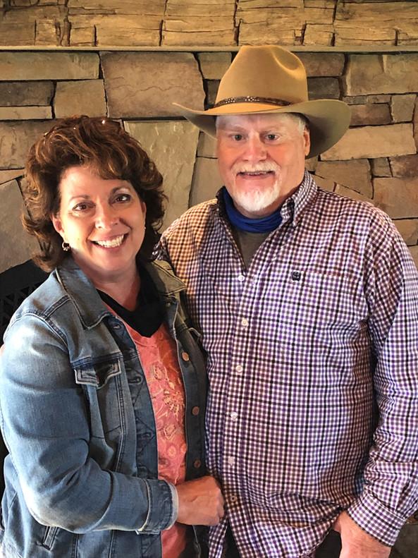Dawn Marie & John