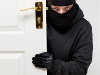 How likely is it that your home will be burgled?