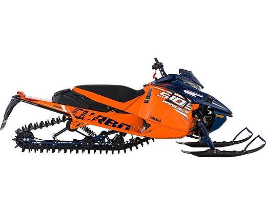 2021 Yamaha Sidewinder B-TX LE