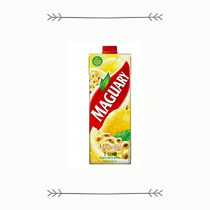 Maguary Passion Fruit Juice