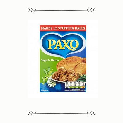 Paxo Sage and Onion Stuffing - Large - 24 Balls