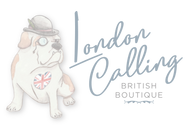 London Calling Birtish Boutique