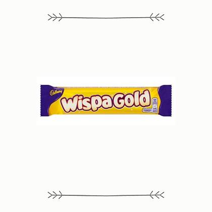 Cadbury Wispa Gold