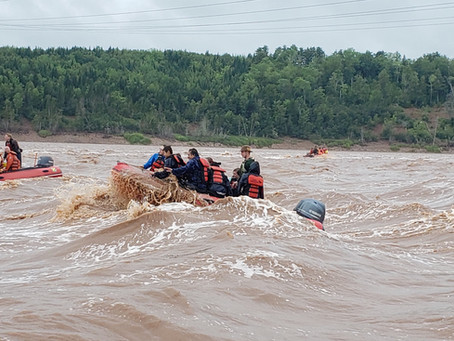 Fundy Tidal Bore Adventures Website Launch