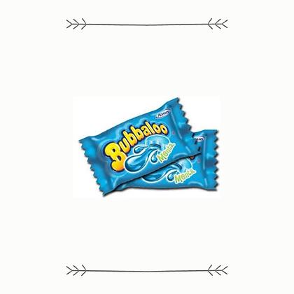 Bubbaloo Bubble Gum - Mint