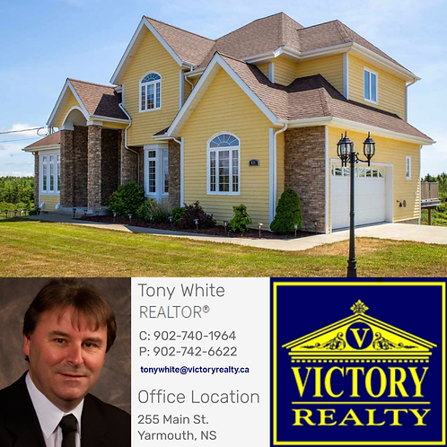 Tony White - Victory Realty