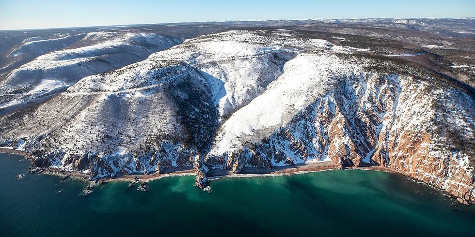Cape Breton Aerial Tour