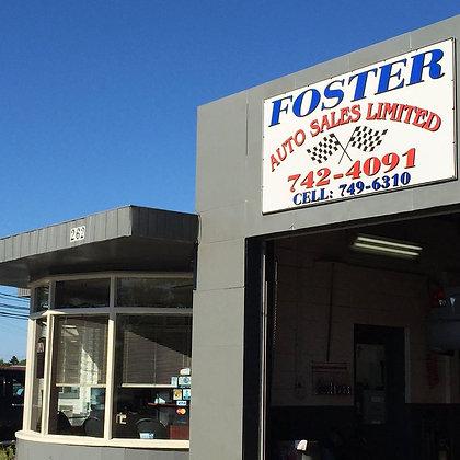 Foster Auto Sales Ltd.