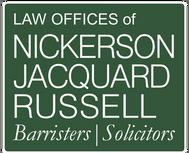 Nickerson Jacquard Rusell
