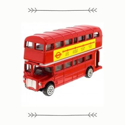 London Bus Die-cast Model