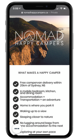 Nomad Happy Campers