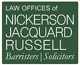 Nickerson Jacquard Russell Logo