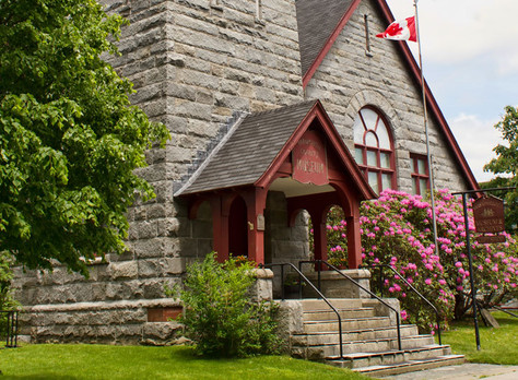 Yarmouth County Museum & Archives Website Launch