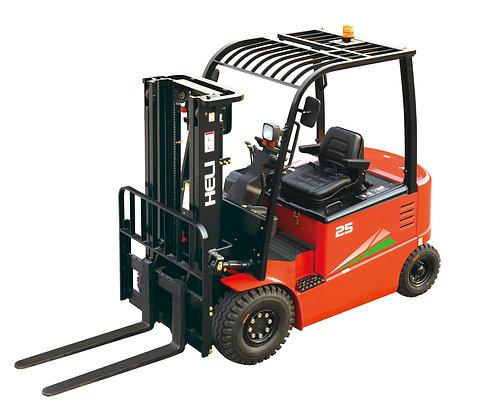 G Series 4-Wheel Electric Pneumatic 2000-5000lbs