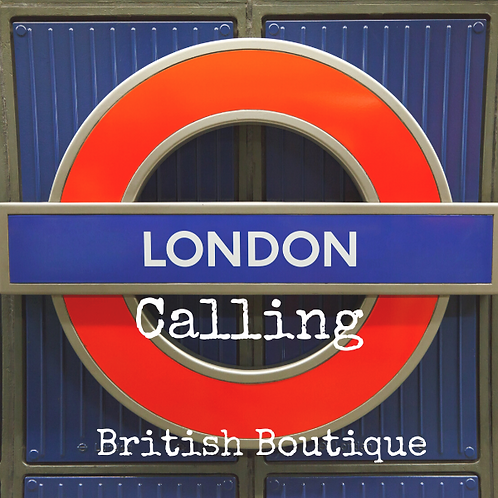 London Calling British Boutique