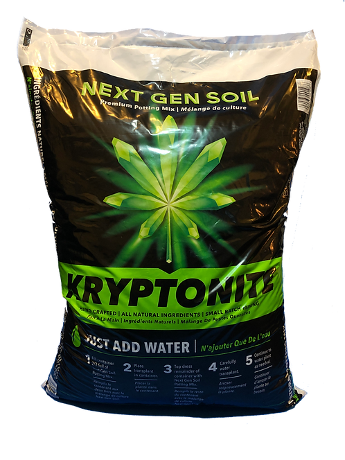 Kryptonite Soil 1.5 CU.FT