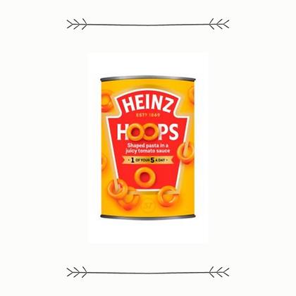 Heinz Spaghetti Hoops
